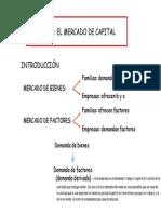 Tema 6 - El Mercado de Capital