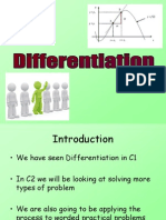 9) C2 Differentiation