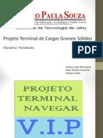 Apresentação Terminal de São Simão - Navegar - VIP