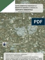 Rapporto Ambientale del PUG di Adelfia bozza del 12-05-2009