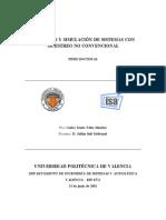 Modelado y Simulación de Sistemas con Muestreo no Convencional