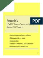 PCM Y DIGITALIZACIÓN