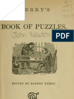 Merry's First Book of Puzzles