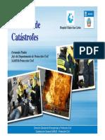 Fernando Prados - Medicina de Catastrofes