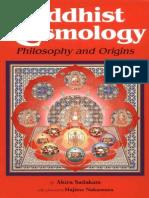Buddhist Cosmology Philosophy and Origins