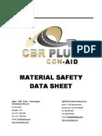 Cbrplus Safety Data Sheet