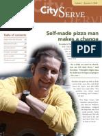 Irish Pizza Man Makes a Change