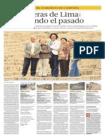 Las parteras de Lima