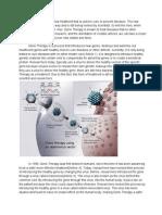 gene therapy essay 1