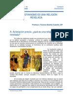 1. Cristianismo, Religion Revelada