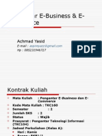 Pengantar e Business e Commerce 22