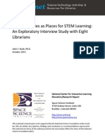 baek public libraries as places for stem learning