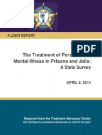 The Treatment of Persons with Mental Illness in Prisons and Jails