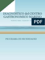 Diagnostico Del Centro Gastronomico Marino