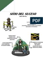 MAPA MENTAL SITIO DEL SUCESO EVIDENCIAS FISICAS.pptx