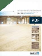TM 38 - Ground Floors & Pavements Part 2