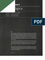 CHAUÍ, Marilena. Convite à Filosofia – Unidade 4 A lógica..pdf