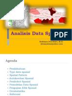 Analisis Data Spasial