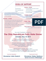 2014 ORP State Dinner Invite