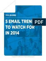 Email Trends 2014