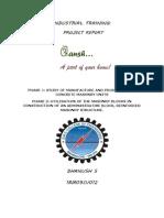 Internship Report Mysore