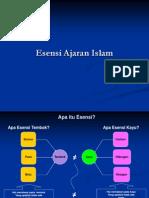 2.B.esensi Ajaran Islam (Selesai)