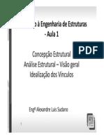 Aula 1 - Concepção_ Conceitos Análise_Idealização dos Vínculos [Modo de Compatibilidade]