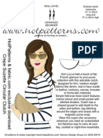 Hp Fabric.com Crepe Suzette Circular Clutch Download