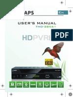 Usermanual ENG Synaps THD-2856Plus v130226