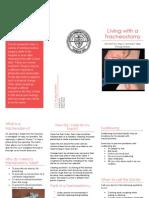 trach brochure teaching