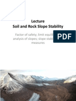 Lecture Slopes
