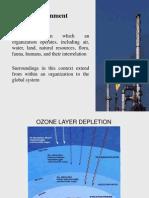 ISO 14000 Environment