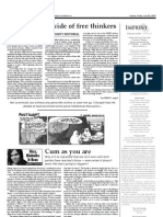 Imprint - June 29, 2007 - Opinion (pg 7,8)