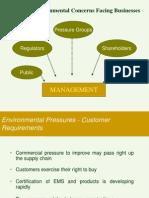 ISO 14000 Concerns