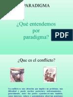 Paradigmas Del Conflicto TG