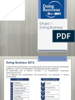 Doing Business 2013