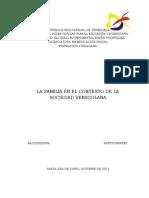 LA FAMILIA EN EL CONTEXTO DE LA SOCIEDAD VENEZOLANA.docx