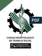 Codigo Deontologico Trabajo Social