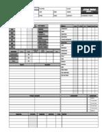 Star Wars Saga Edition Character Sheet 1.00