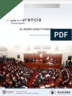 Transcripcion-El Poder Constituyente