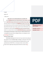 Peer Review of My Paper-Kristie Bravo