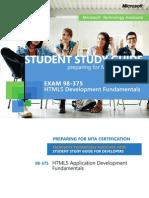 98-375-HTML5-SSG-PDF
