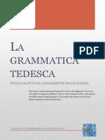 La Grammatica Tedesca