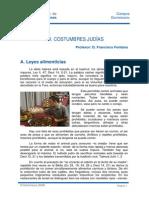 8. Costumbres Judias