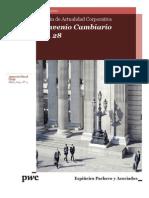 Boletín de Actualidad Corporativa N° 4 - Convenio Cambiario N° 28