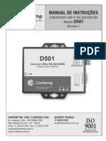 Manual D501 View