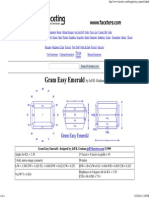 Online Faceting Designs & Diagrams_ Easy Emerald