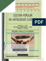 Cultura Popular na Antiguidade Clássica - Pedro Paulo Funari