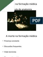 A morte na formação médica