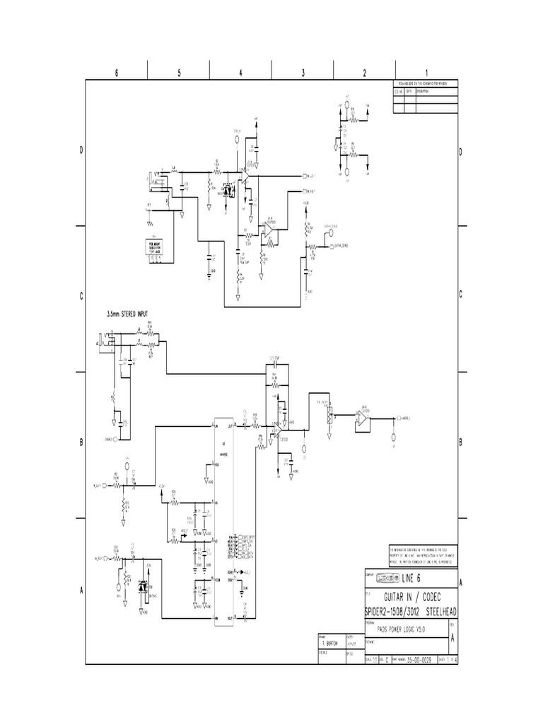 Line 6 spider 3 factory reset